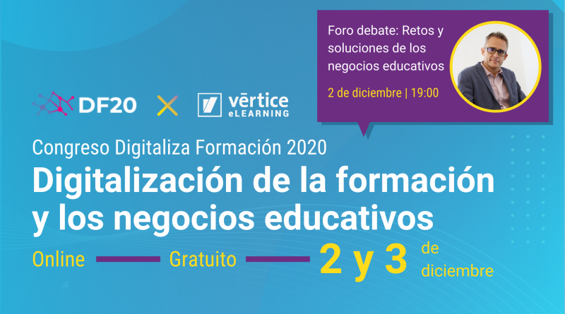 Congreso Virtual Digitaliza Formación 2020